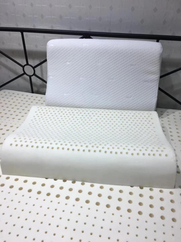 latex pillow massage pillows for