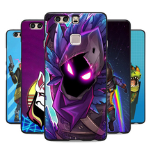battle royale phone case Raven Epic Omega for huawei p8 p9 p10 lite p20 pro mate 10 lite soft Silicone black cover UV print bag