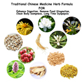 Capsules of Traditional Chinese Medicine Herb Formula for Enhancing Digestion, Remove Food Stagnation, Clean Body Dampness