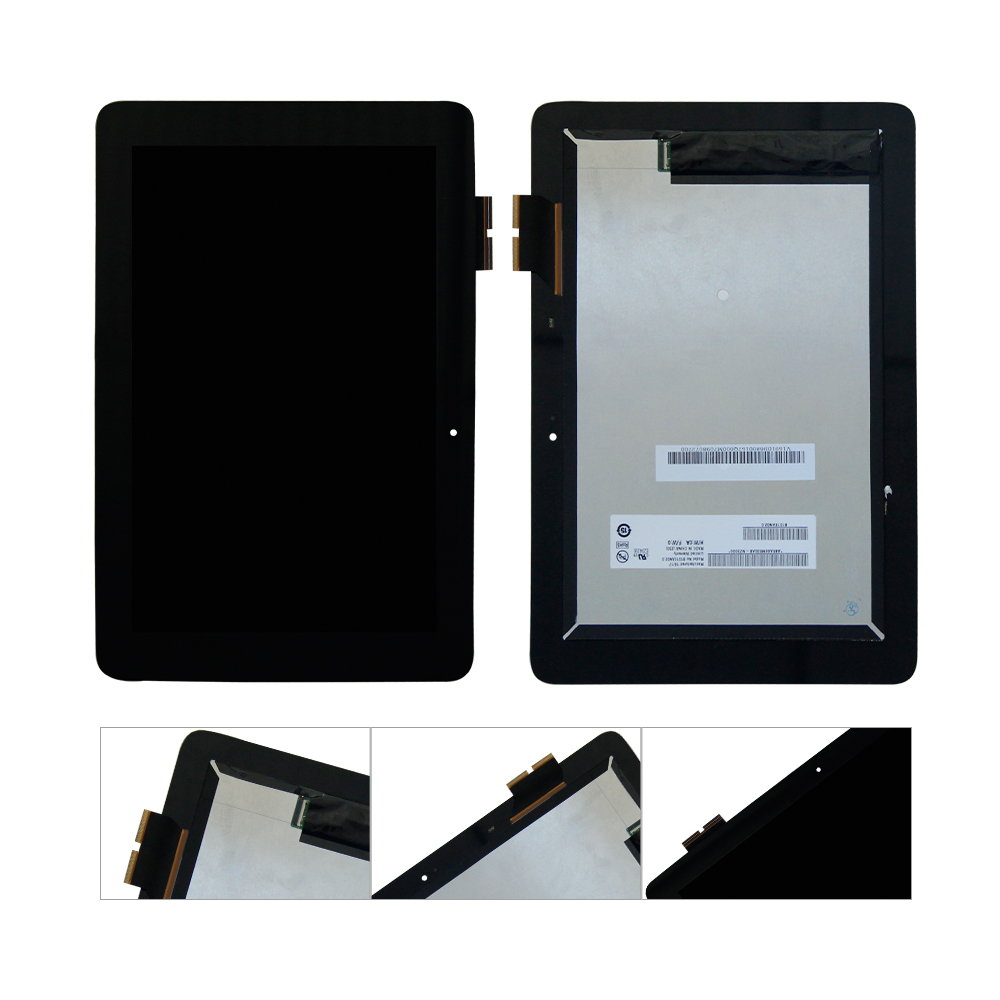 For Asus T100HA T100H Touch Screen Digitizer With Full LCD Assembly Replacement Parts Free Tools