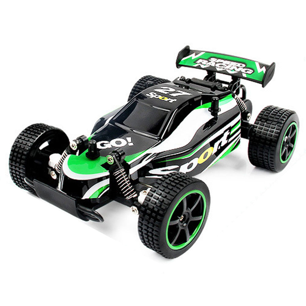 2.4G Rc Car 4WD Remote Control Car with Big Foot 1:20 High Speed Cross Country Drift Climbing Vehicle New RC Cars Toys for Kids
