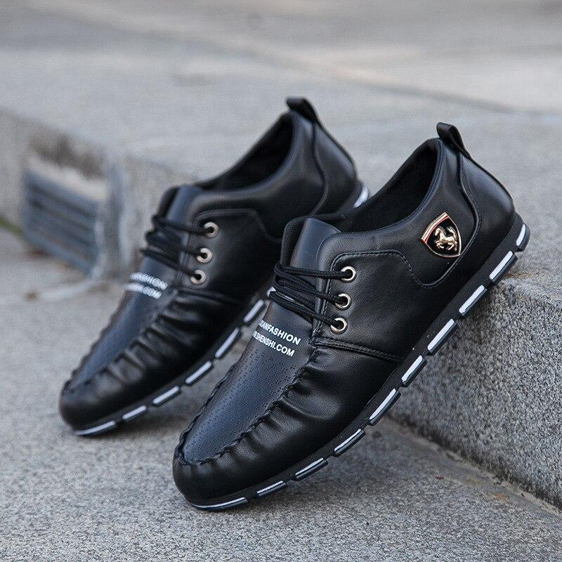 Zapatos Sneakers bk Et Ferrary D'été Hommes Wbk De Printemps Mocassins Chaussures Sport Hombre Sycatree En Cuir Respirant OSq71nwx