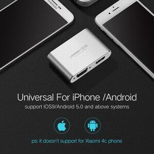 Image 2 - Ugreen 3 en 1 USB vers HDMI VGA + convertisseur Audio vidéo adaptateur AV numérique pour iPhone 6S Plus Ipad Samsung iOS Android