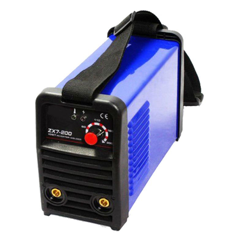 Портативный инверторов IGBT MMA/ARC сварочное оборудование сварщик машины 220 В