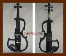 4/4 'Electric violine Hohe qualität ich Black box elektronische violine