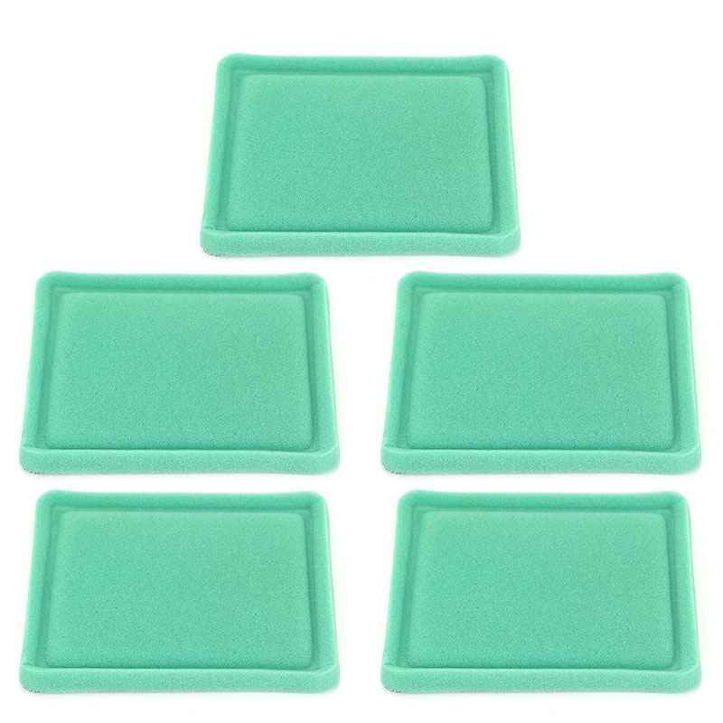 Cleaner Pre Filter Purifier Tools 493537 493537S Replacement Parts 5pcs Sponge For Briggs & Stratton Air Filter