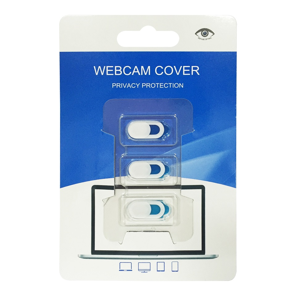 100SET LOT Webcam Cover Privacy Protection Shutter for Smartphone Laptop Desktop Camera Protector Cover 3PCS SET