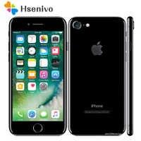Offre spéciale Original Débloqué Apple iPhone 7 4G LTE téléphone portable 32/128 GB/256 GB IOS 10 12.0MP caméra Quad-Core D'empreintes Digitales 12MP