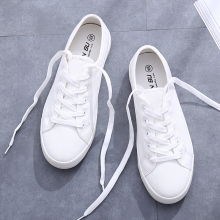 Vulcanize Summer Sneakers Women Trainers White Sneakers Leat