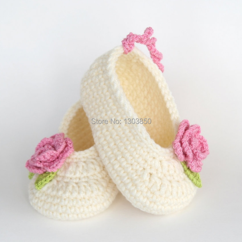 Relatively Baby Bootieshandmade crochet baby shoes baby girl booties crochet  OY12