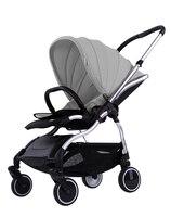 2018 новая дизайнерская легкая переносная и складная детская коляска для девочек и мальчиков 5 36 месяцев, модная и роскошная для мамы