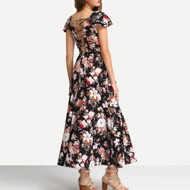 Women's Smock Dress