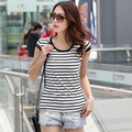 3 estilo barato del estilo del verano de las tapas de los estudiantes de la escuela t-shirt mujeres clothing