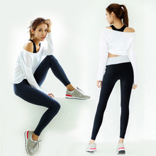 yoga sets fitness workout clothes for women training exercising sportswear sports suit for women