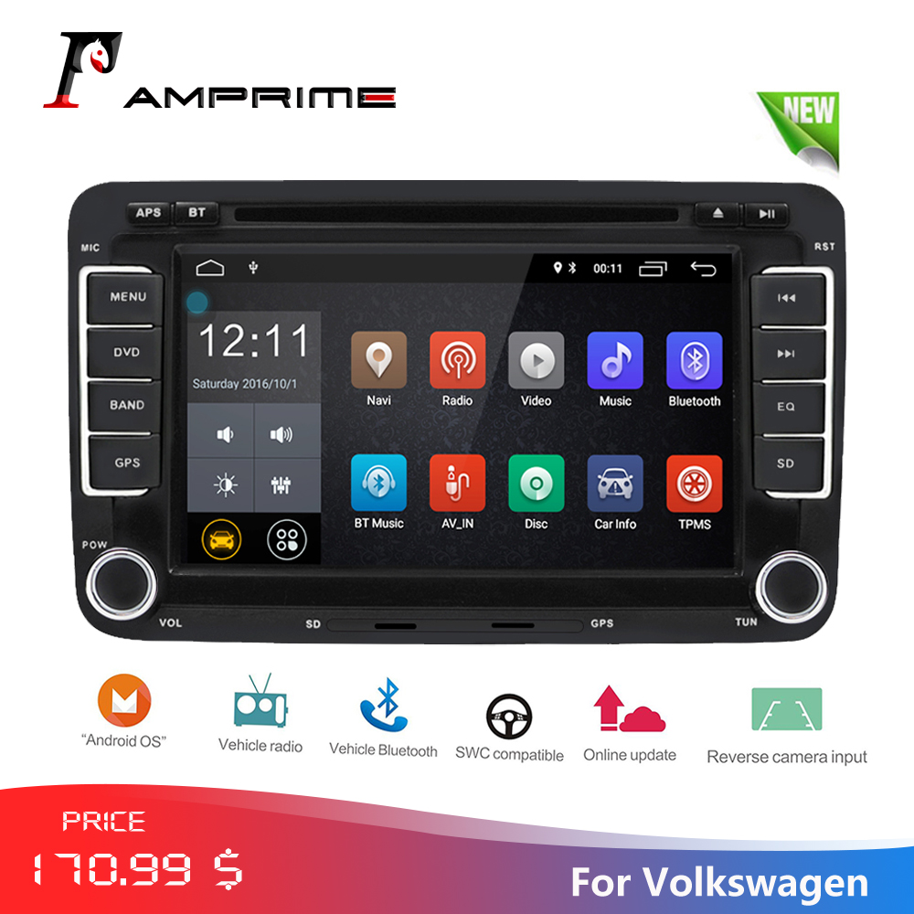 AMPrime Car Multimedia player Android <font><b>7</b></font>
