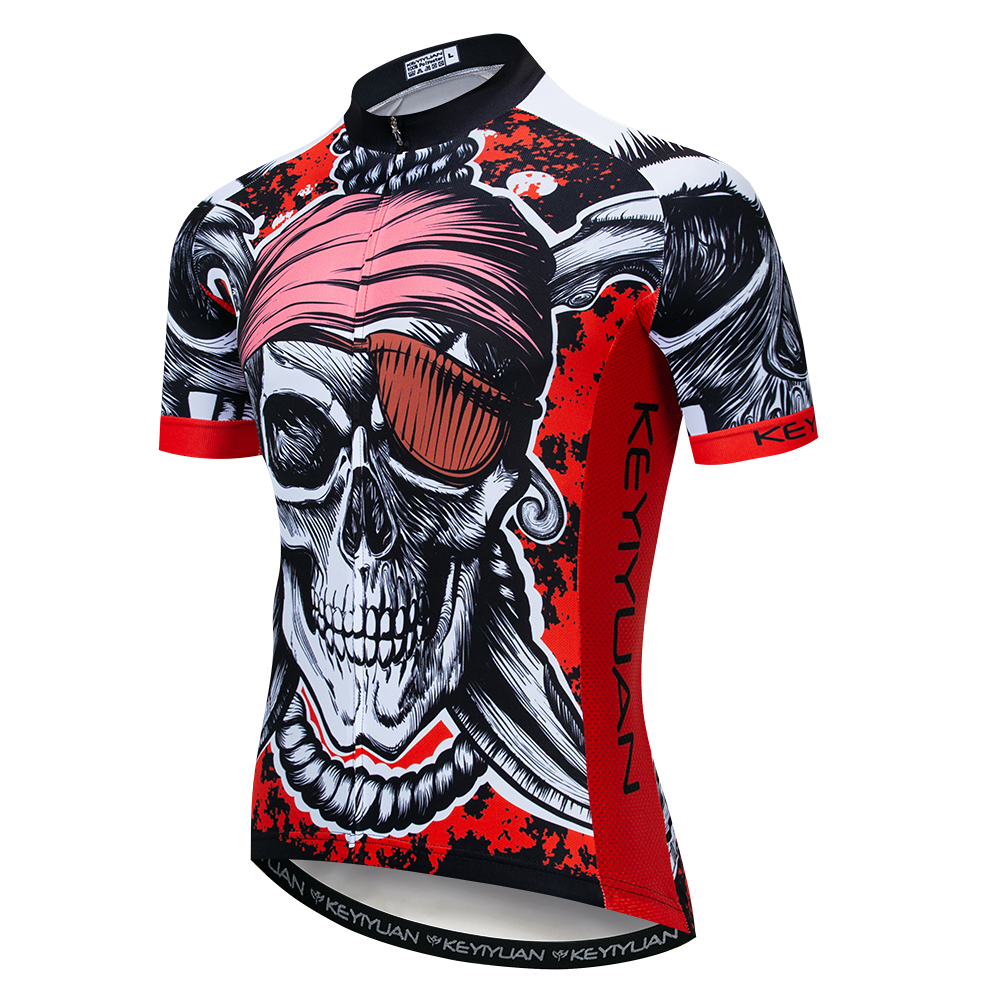 keyiyuan Cycling men short sleeve summer mountain <font><b>biking</b></font> <font><b>equipment</b></font> image