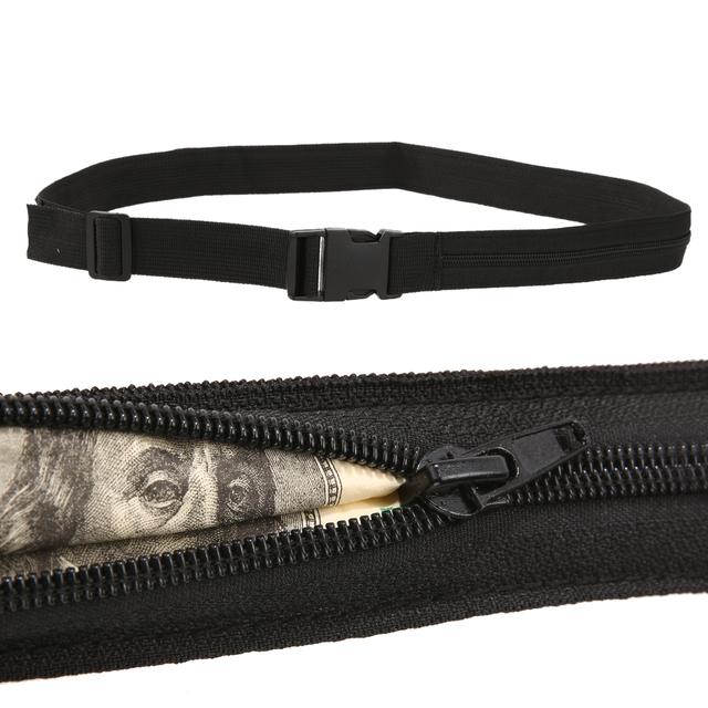 Unisex Secret Pocket Belt
