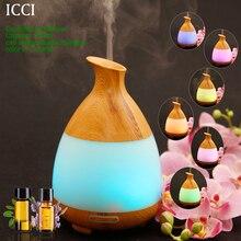 icci Humidifier Diffuser essential oil diffuser aroma diffuser mist maker  aroma humidifIer hot sell!