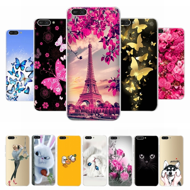 Soft TPU Silicone case For Huawei Honor 7A Case 5.45
