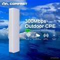 COMFAST 300 Mbps wireless Access Point com 14dBi Antena WI-FI 5.8 Ghz sem fio de alta potência WI-FI ponte CPE Nanostation cobertura