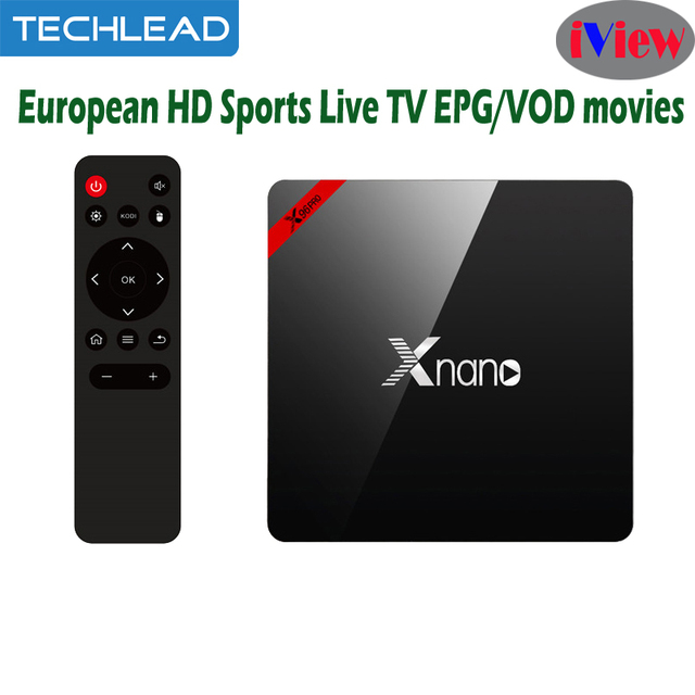 US $66 84  X96pro Android IPTV Media Player with Albanian Greece TV  Channels list Turkish Italian Iviewhd Package Arabic USA Live Programme-in  Set-top