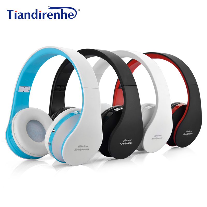 BTH-8252 Wireless Bluetooth HiFi Headphone Foldable Sports Stereo Bass Earphone with Microphone music Headset for iPhone xiaomi