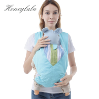 Honeylulu Newborn Front Carry X shaped Sling For Newborns Baby Carrier Kangaroo For Baby Hipsit Ergoryukzak Kangaroo Backpack