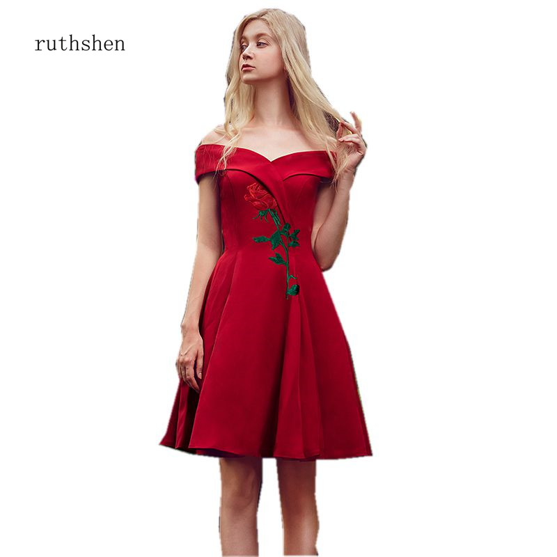 Ruthshen New Arrival Short Cheap Cocktail Party Dresses