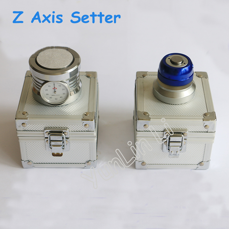Z Axis Zero Pre-setter Tool Setter for CNC Router 50+/-0.005mm Photoelectric or Table Type matrix smooth setter