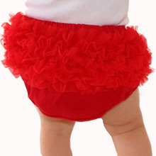 Cotton Baby Shorts Diaper Cover
