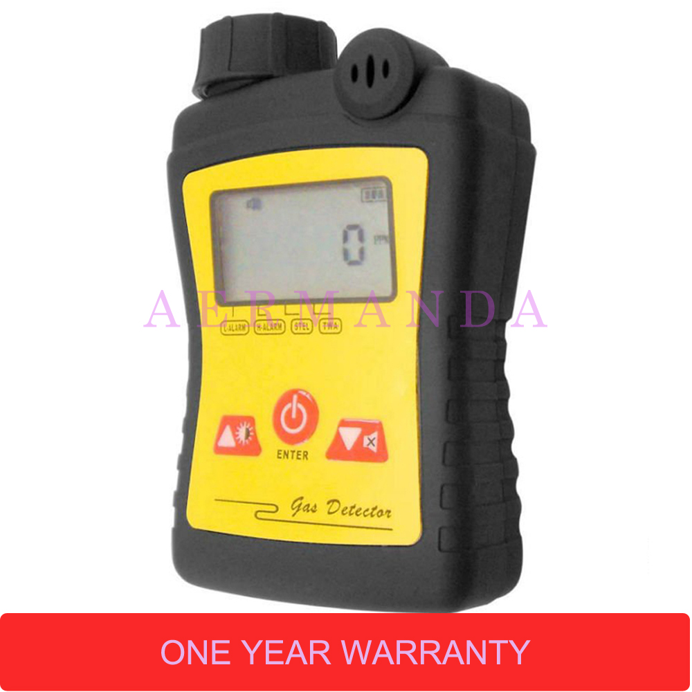 Carbon monoxide detector gas leakage detector PGas-21-CO 0-500ppm sound and light alarm monitor