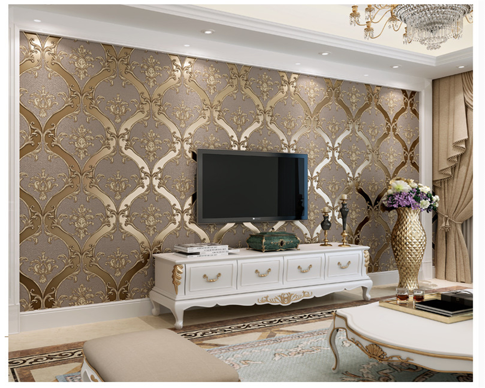 beibehang European thick 3D imitation leather 3d wallpaper bedroom living room dining room TV background wall papers home decor beibehang warm european style pastoral network wallpaper living room bedroom tv 3d solid thick three dimensional wallpaper