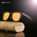 EZREAL cool wooden Bamboo Sunglasses Men Wooden Sun glasses Women Brand Designer Original Wood Glasses Oculos de sol masculino