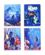 Fashion Movie Cute cartoon Finding Nemo Clownfish pu leather stand holder case cover for iPad Mini4 недорго, оригинальная цена