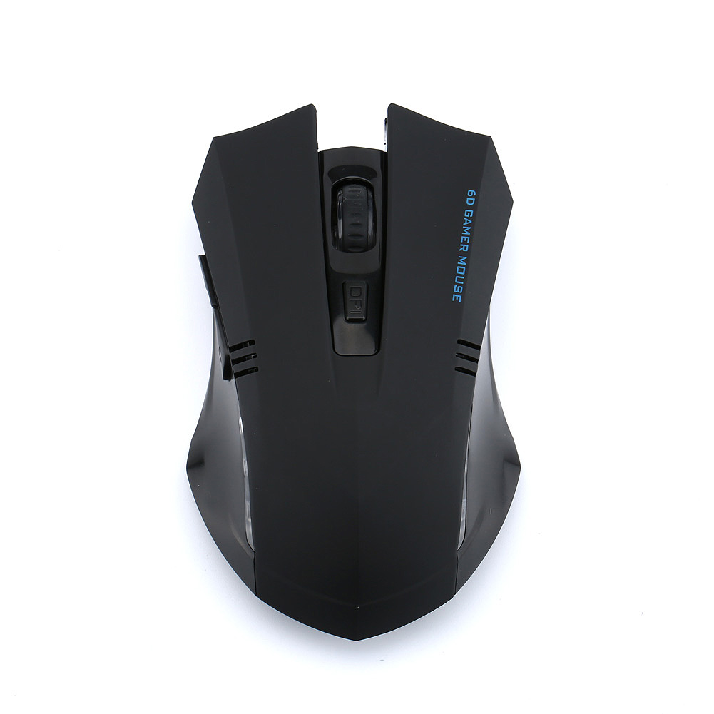 New Hot Best 2.4G Mini Portable Wireless USB Laser Gaming Mouse Silence For PC Laptop Computer Gamer Q99