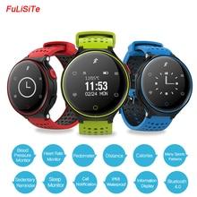 Android смарт-браслеты Водонепроницаемый крови Давление Bluetooth Часы Монитор Сердечного Ритма Смарт IP68 Шорты для плавания для мужчин и женщин