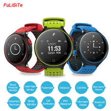 Android Smart Bracelets Waterproof Blood Pressure  Bluetooth Watch Heart Rate Monitor Smart Band ip68 Swimming For Men Women