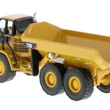 DM-85130 1: 87 Кот 730 шарнирный грузовик
