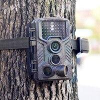 H881 2.4inch 16MP 1080P Hunting Trail Camera IP56 Video Wild Night Vison Hunting Camcorder Hunting Camera Trap IR Trail Trap