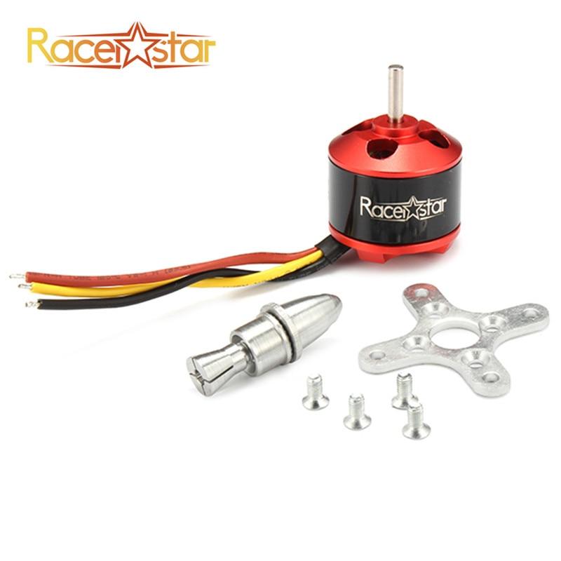 Racerstar BR2212 1400KV 2-4S Brushless Motor For RC Models For RC Toys Models lhi fpv 4x mt2206 2300kv cw ccw fpv brushless motor 2 4s 4 pcs racerstar rs20a lite 20a blheli s bb1 2 4s brushless esc