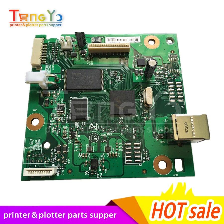 Original CZ172 60001 formatter board MainBoard mother logic board for HP LaserJet M126A M126 M125A M125
