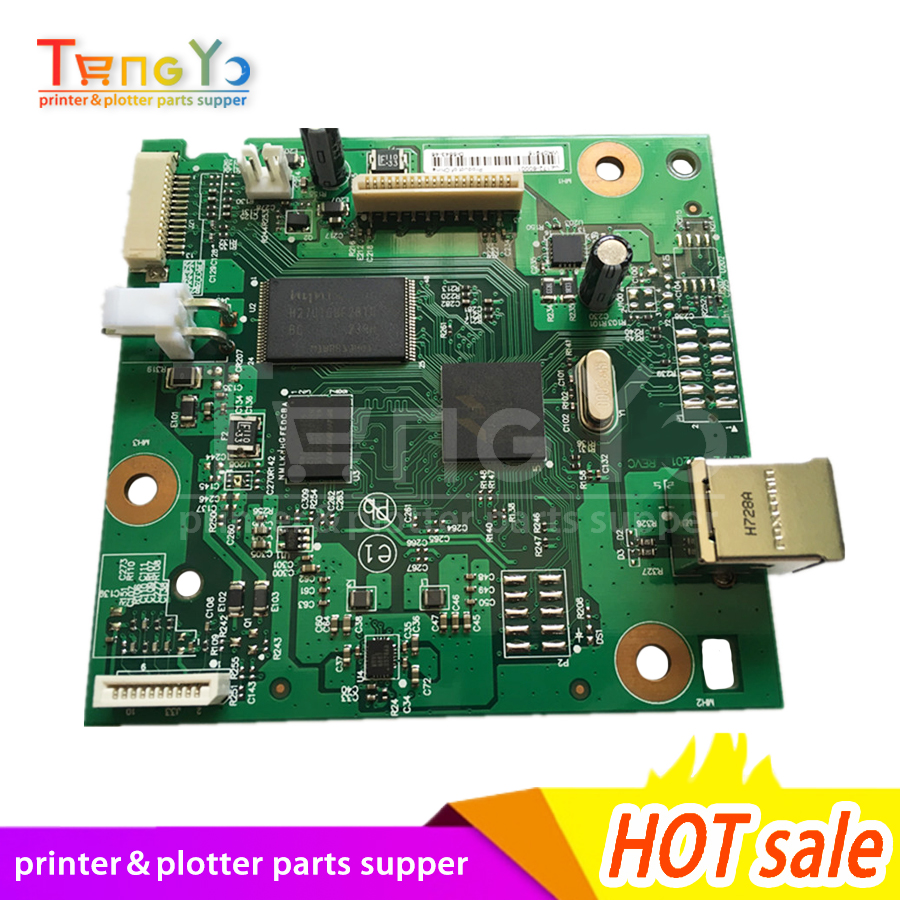 Free shippping 90% New Original CZ172-60001 formatter board for HP LaserJet M126A M126 M125A M125 Mainboard/ Formatter Board free shippping brand new genuine 100