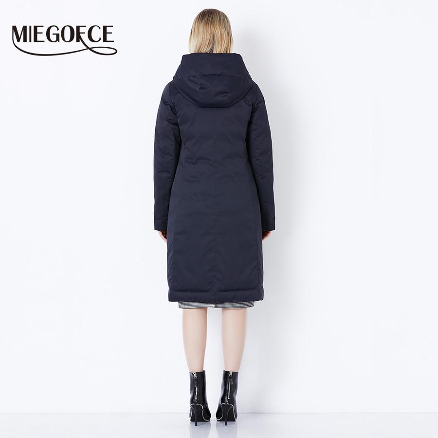 417 Chaud Fluff D'hiver Style 2018 Collection Mode Grey Bio Miegofce De 201 Deep 605 Spacieuse Jeans Blue Black Nouveau Femmes Avec 607 Manteau axqOSx