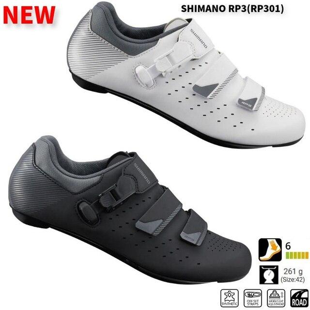bc4ae4ab5 2019 nuevo Shimano SH RP301 zapatos de carretera de ventilación de carretera  de carbono zapatos SH