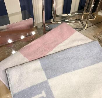 Детские синие и розовые полотенца и одеяло, качественное одеяло для детей, 2 шт.