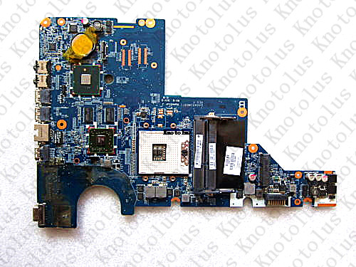 595183-001 DA0AX1MB6H1 for HP CQ42 laptop motherboard HD 5000 Graphics hm55 DDR3 Free Shipping 100% test ok 574680 001 1gb system board fit hp pavilion dv7 3089nr dv7 3000 series notebook pc motherboard 100% working
