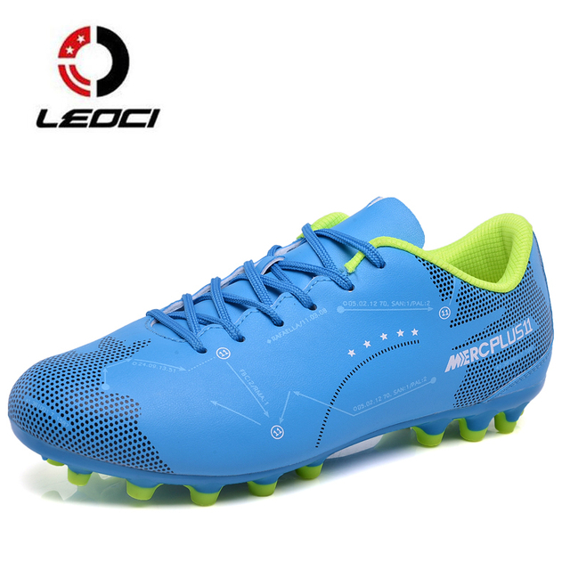 LEOCI Professional Men Soccer Shoes Futsal Sneakers Boys Cheap Soccer  Cleats Superfly Original Football Boots botas de futbol 9043fa10bdf67