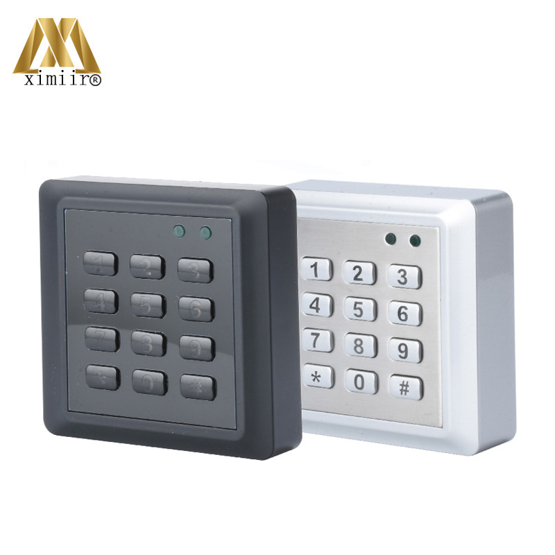 New Arrival Smart Card Access Control Reader With 125KHz RFID Card F010-K Waterproof Door Access Control System New Arrival Smart Card Access Control Reader With 125KHz RFID Card F010-K Waterproof Door Access Control System