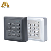 New Arrival Smart Card Access Control Reader With 125KHz RFID Card F010 K Waterproof Door Access Control System