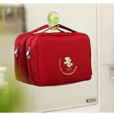 2017 Multi-Function Women Cosmetic bag Travel Men Makeup Bag Cosmetic Wash Bag Waterproof Large Capacity Storage Bag Beautician